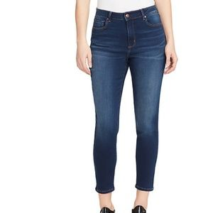 Vintage AmericaClassic High Rise Skinny Ankle Jean